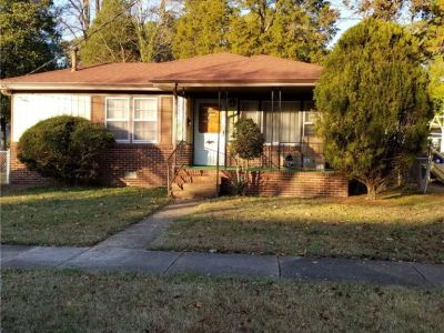 property image for 3590 Tennessee Avenue NORFOLK VA 23502