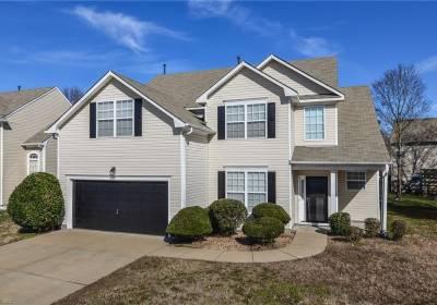 931 Hanson Drive, Newport News, VA 23602