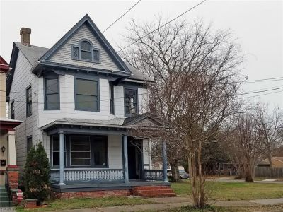 property image for 208 Webster Avenue PORTSMOUTH VA 23704