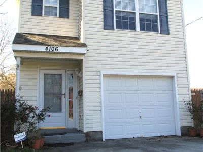 property image for 4106 Fifth Street CHESAPEAKE VA 23324