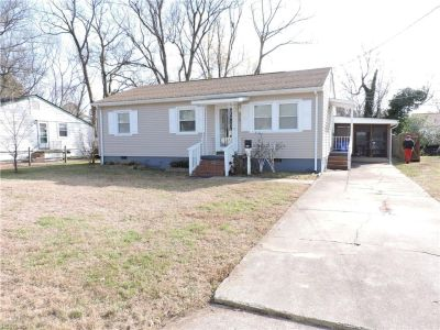 property image for 1118 77th Street NEWPORT NEWS VA 23605