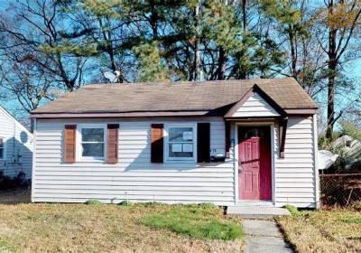 438 Smiley Road, Hampton, VA 23663