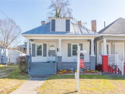 property image for 2007 Elm Avenue PORTSMOUTH VA 23704