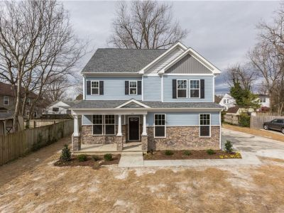 property image for 122 Lucas Creek Road NEWPORT NEWS VA 23602