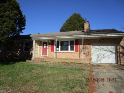 property image for 335 Helena Drive NEWPORT NEWS VA 23608