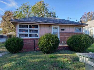 property image for 611 Hannah Street HAMPTON VA 23661