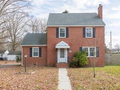 property image for 100 Westover Road NEWPORT NEWS VA 23601