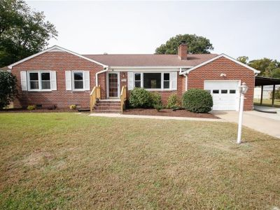 property image for 4 Bayberry Drive NEWPORT NEWS VA 23601
