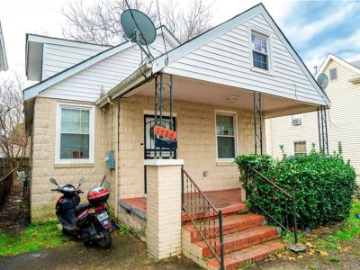 property image for 1525 Vine Street NORFOLK VA 23523