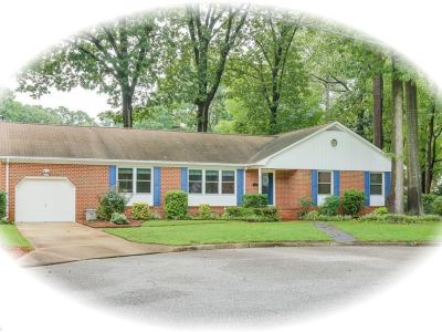 property image for 126 Moline Drive NEWPORT NEWS VA 23606