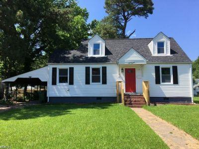 property image for 1116 Newell Avenue NORFOLK VA 23518
