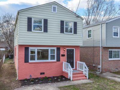 property image for 603 Hannah Street HAMPTON VA 23661
