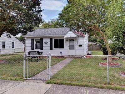 property image for 617 Rutherford Street HAMPTON VA 23661