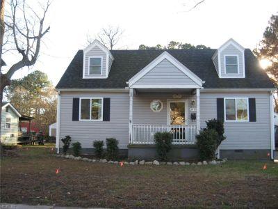 property image for 2455 Ambler Avenue NORFOLK VA 23513