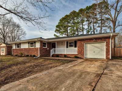 property image for 213 Shadywood Drive NEWPORT NEWS VA 23602