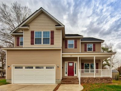 property image for 201 Twin Oaks Drive HAMPTON VA 23666