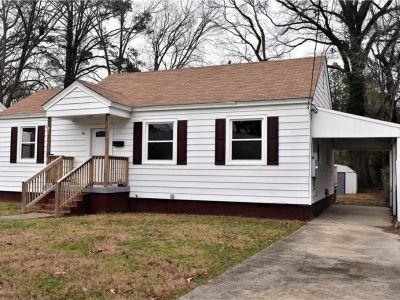property image for 66 Cavalier Road HAMPTON VA 23669