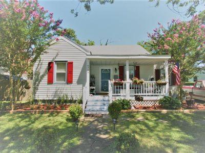 property image for 6366 Partridge Street NORFOLK VA 23513