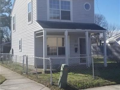 property image for 1543 Vine Street NORFOLK VA 23502