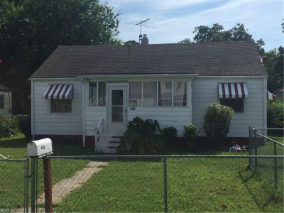 property image for 410 Alleghany Road HAMPTON VA 23661