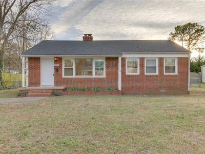 property image for 1809 Broadstreet Road HAMPTON VA 23666