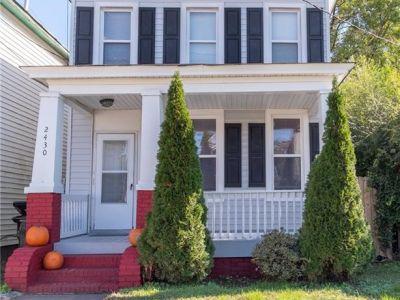property image for 2430 Barre Street NORFOLK VA 23504