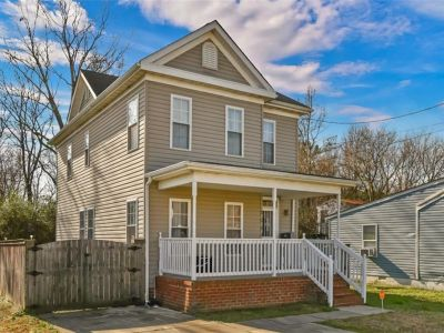 property image for 205 BAKER Street SUFFOLK VA 23434