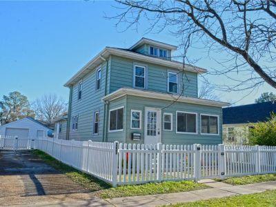 property image for 2222 Harrell Avenue NORFOLK VA 23509