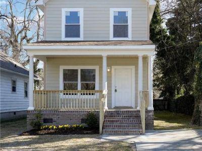 property image for 27 Stewart Street HAMPTON VA 23669