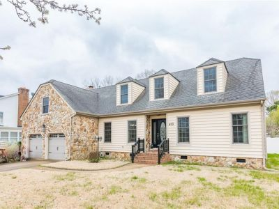 property image for 413 Pleasant Point Drive NORFOLK VA 23502