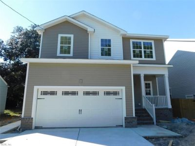 property image for 1525 Kingston Avenue NORFOLK VA 23503