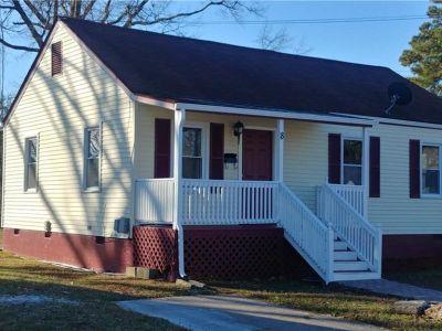 property image for 8 Quinn Street HAMPTON VA 23669