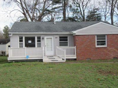 property image for 64 Claremont Avenue HAMPTON VA 23661