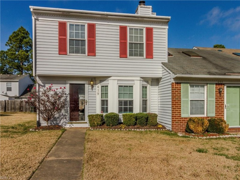 Photo 1 of 32 residential for sale in Hampton virginia