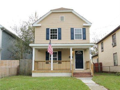 property image for 703 Hamilton Avenue PORTSMOUTH VA 23707