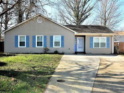 property image for 826 Diane Trail NEWPORT NEWS VA 23601