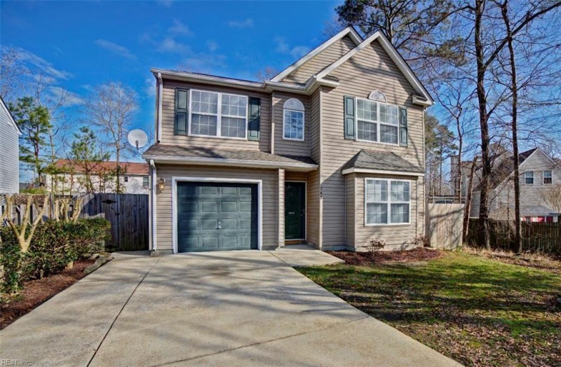 Photo 1 of 43 residential for sale in Newport News virginia