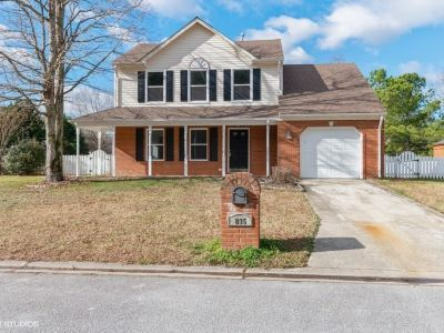 property image for 835 Haskins Drive SUFFOLK VA 23434