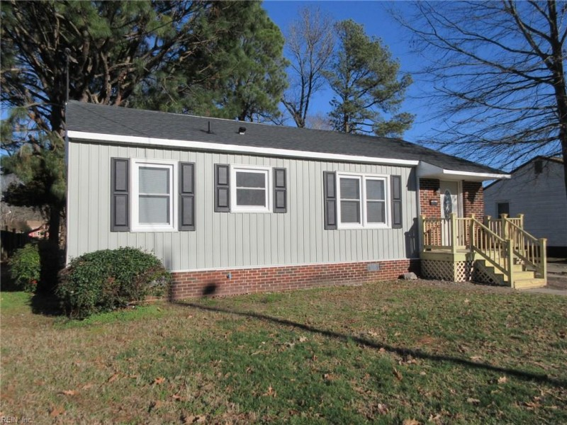 Photo 1 of 7 residential for sale in Hampton virginia