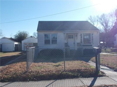 property image for 109 SWAIN Avenue CHESAPEAKE VA 23324