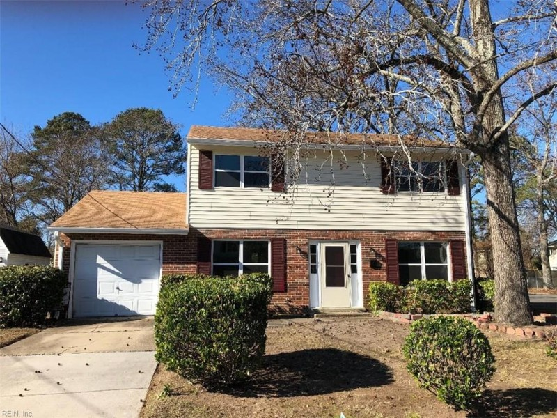 Photo 1 of 8 residential for sale in Hampton virginia