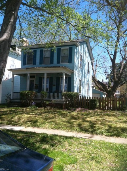 Photo 1 of 30 residential for sale in Portsmouth virginia