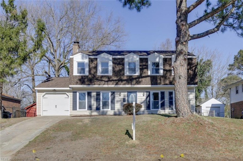 Photo 1 of 31 residential for sale in Newport News virginia