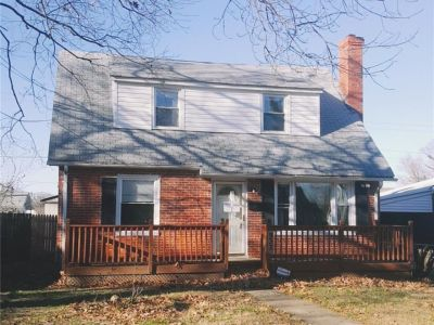 property image for 933 20th Street NEWPORT NEWS VA 23607