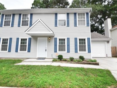 property image for 195 Olde Towne Run NEWPORT NEWS VA 23608