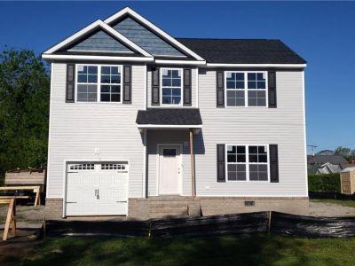property image for 502 Oak Street PORTSMOUTH VA 23704
