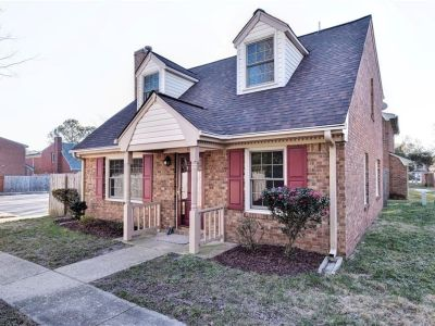 property image for 36 Glascow Way HAMPTON VA 23669