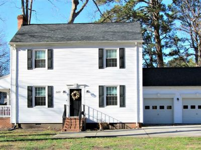 property image for 240 James River Road NEWPORT NEWS VA 23601