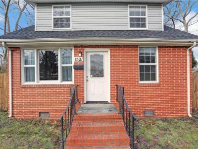 property image for 1521 Briarfield Road HAMPTON VA 23666