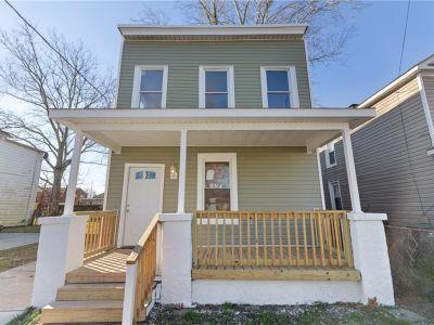 property image for 1009 Dunbar Street NORFOLK VA 23504